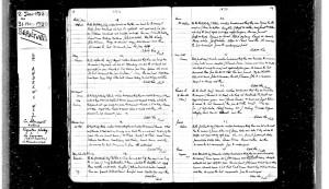 thomas seymour church death record